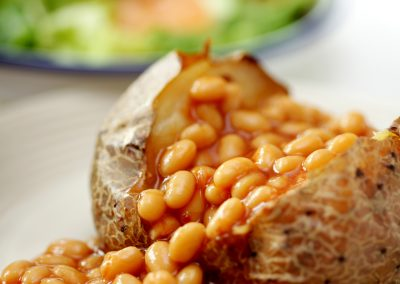 Simply Delicious Food (Beans)