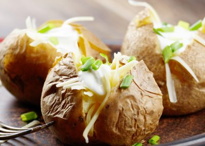Simply Delicious Food (Jacket Potatos)
