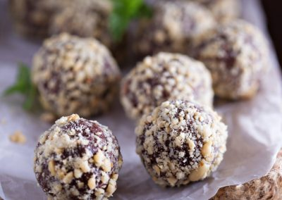 Simply Delicious Food (Truffles)
