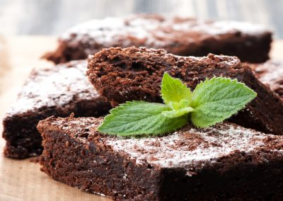Simply Delicious Food (Brownie)